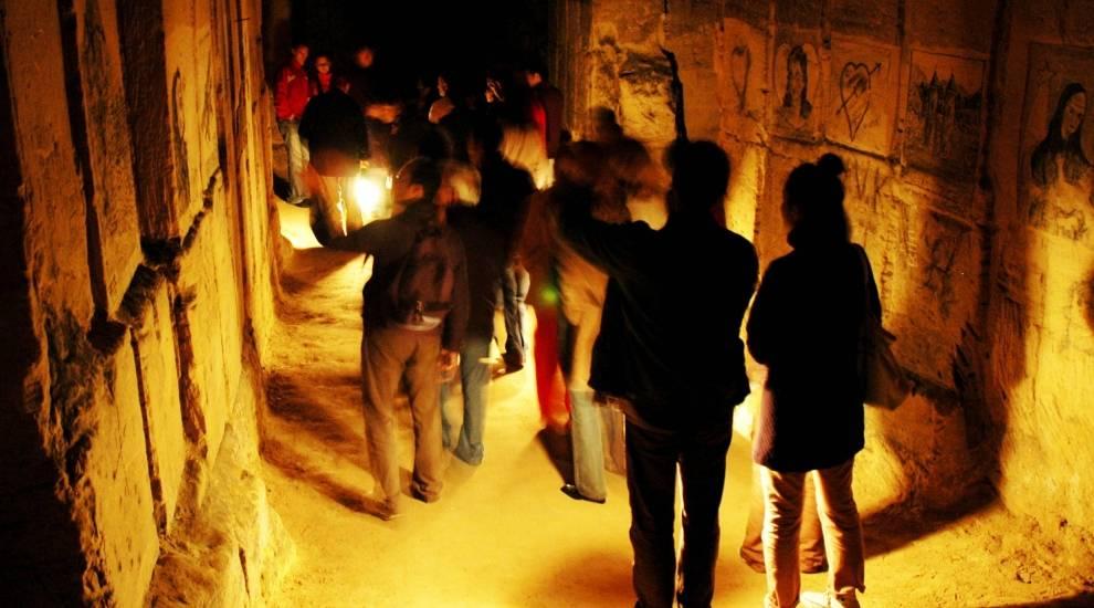 Avontuurlijke grotten